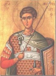 Άγιος Δημήτριος - Πολιούχος Άγιος της Θεσσαλονίκης