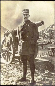 Βαλκανικοί Πόλεμοι - Ο Διάδοχος Κωνσταντίνος