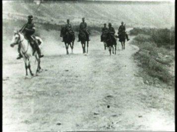 Βαλκανικοί Πόλεμοι - Προέλαση του Ιππικού