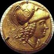 Προτομή Μεγάλου Αλεξάνδρου