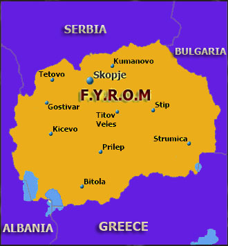 Fyrom-map