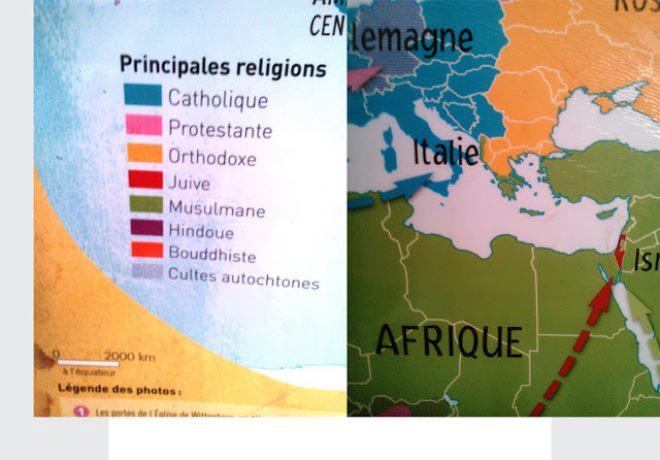 Καναδέζικα σχολικά βιβλία: 'Η Ελλάδα είναι Ισλαμική χώρα'