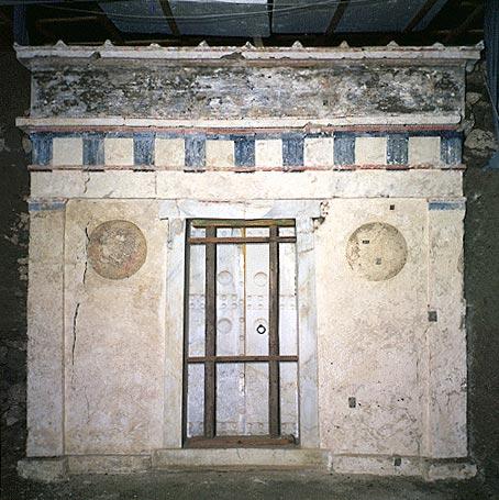 Οι Μακεδονικοί τάφοι - Μέρος Α' - Ορισμός των μακεδονικών τάφων