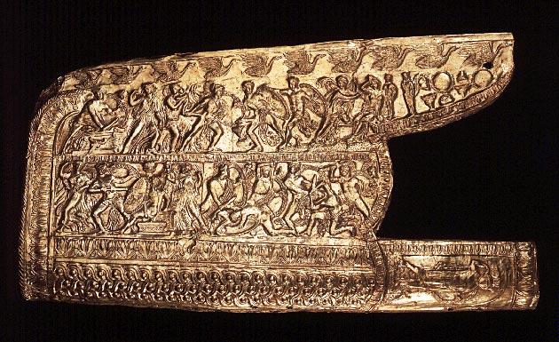 Οι Μακεδονιοί τάφοι - Μέρος Δ' - Ταφικά έθιμα και κτερίσματα των μακεδονικών τάφων