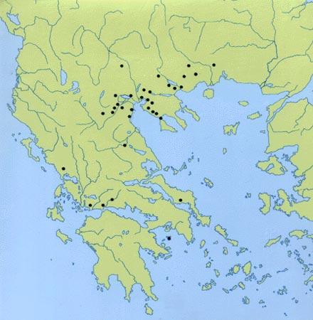 Οι Μακεδονικοί τάφοι - Μέρος Ε' (τελευταίο) - Τοπογραφία των μακεδονικών τάφων