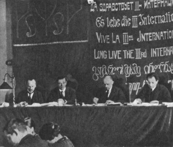 Συνεδρίαση της Komintern (Μάρτιος 1919)
