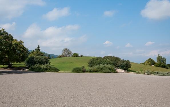 Mound at Vergina