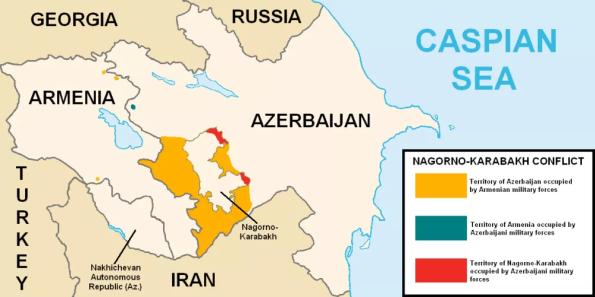 azerbaijan armenia nagorno karabakh conflict