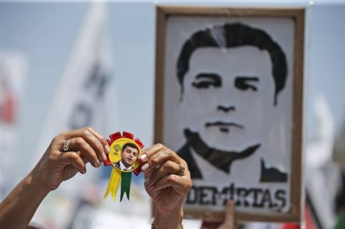 Τουρκία: Έτοιμο για συμμετοχή στην υπηρεσιακή κυβέρνηση το φιλοκουρδικό HDP (news.in.gr) - via 1001portails