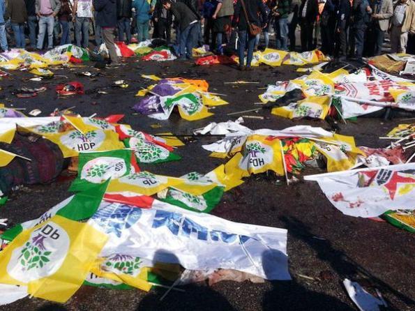 Ankara bomb(s) explosion