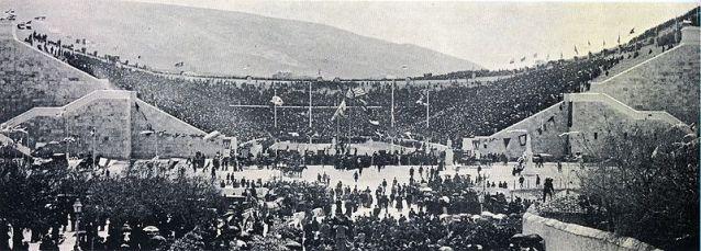 https://whoiswhogreece.files.wordpress.com/2013/04/panathenaic_stadium_1896_opening.jpg