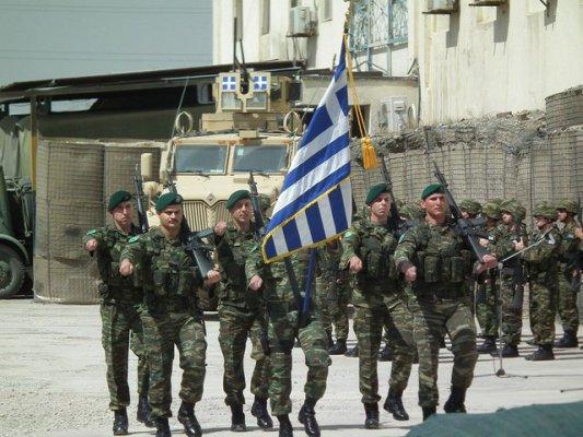Армия-Греции