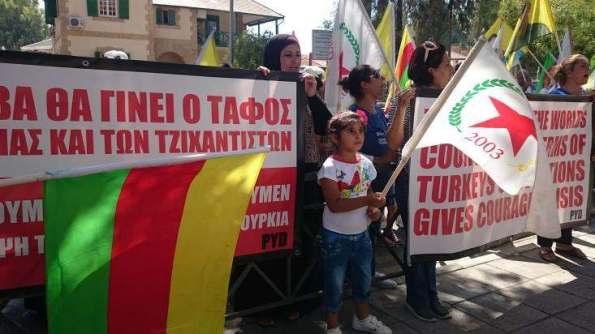 Kurds-KYPROS