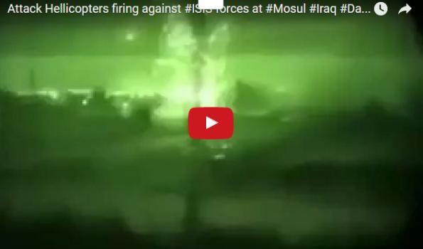 massive-rocket-strikes-vs-daesh-at-mosul-iraq-mosulop-isis-isil