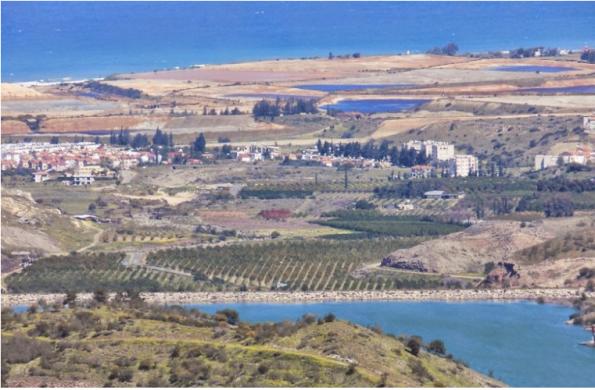 Morphou panoramic