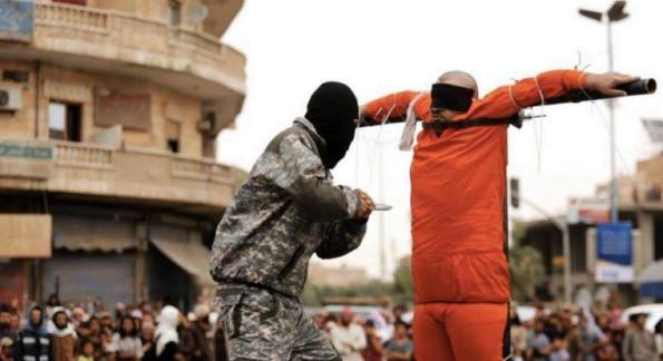hanged by ISIS1