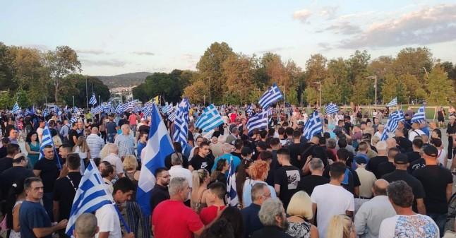 Χιλιάδες ΕΛΛΗΝΕΣ στην Θεσσαλονίκη! Μήνυμα Νίκης και πολιορκία του Μητσοτάκη  στη ΔΕΘ